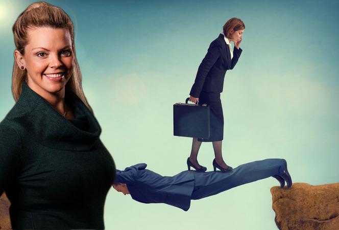 – Konflikträdsla och jantelagen är härskarens bästa vänner, säger retorikern Jonna Nyberg.