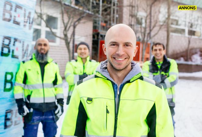 lediga jobb som arbetsledare