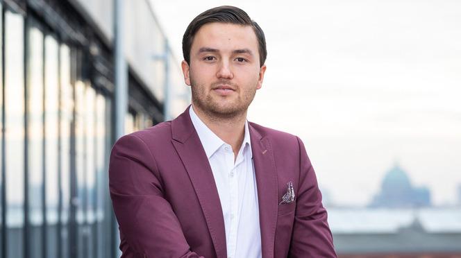 b04807a92b73 Investeraren Josef, 26, ska satsa 100 miljoner i svenska tech ...